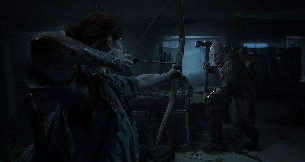 Azione The Last of Us 2