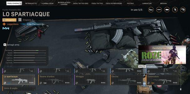 Lo spartiacque Call of Duty Warzone