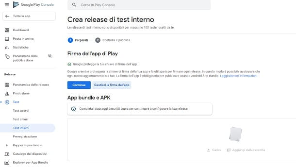 Release Play Store