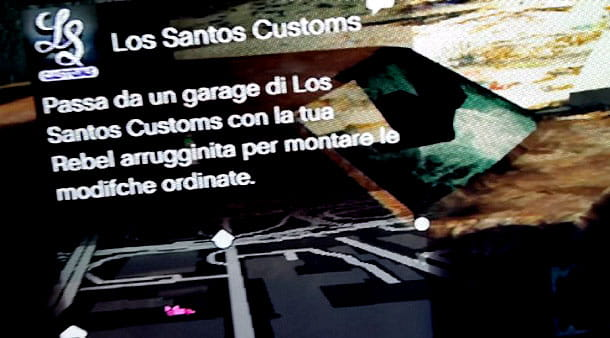 Los Santos Customs Targa GTA Online