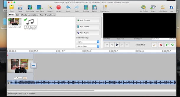 Come modificare la voce in un video