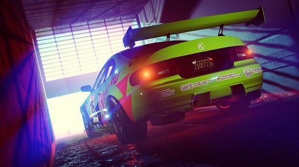 Moddare veicoli GTA Online