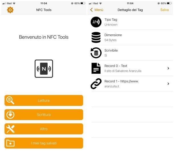 Come verificare se NFC funziona: iPhone