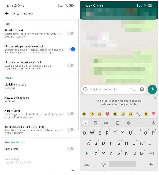 Come avere le nuove emoji su Android: aggiornare tastiera e app di messaggistica