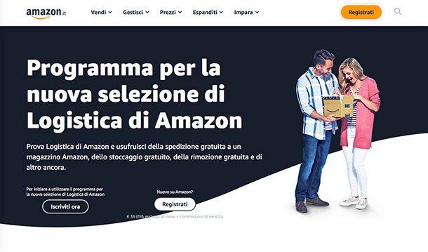 Come funziona Amazon FBA e di cosa si tratta
