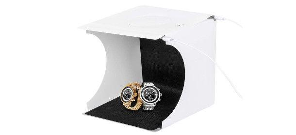 light box gioielli