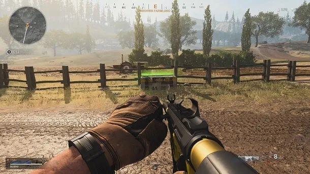 COD Warzone PS4