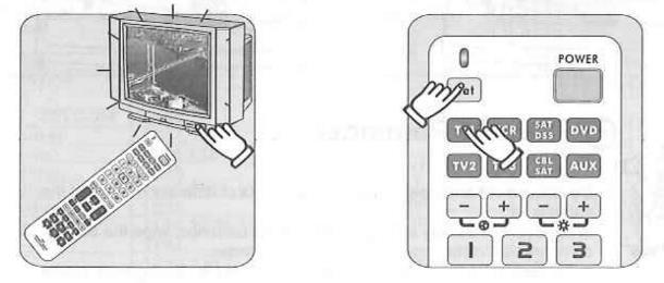 Come resettare un telecomando universale TV