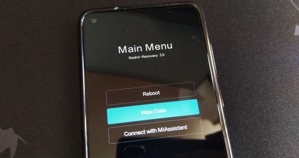 Recovery Xiaomi