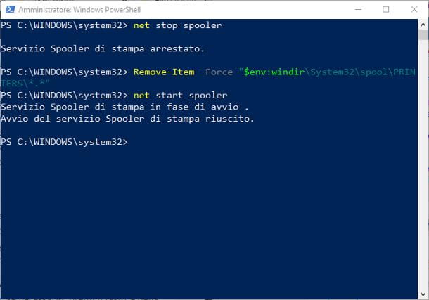 Come eliminare una coda di stampa bloccata: Windows 10