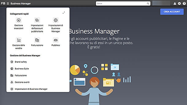 Come diventare ecommerce manager Facebook