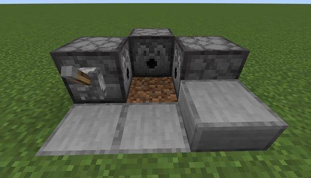 Farm di cibo su Minecraft