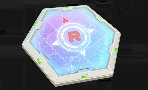 Radar Rocket Pokemon GO