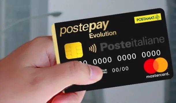 Informazioni preliminari sulle carte Postepay
