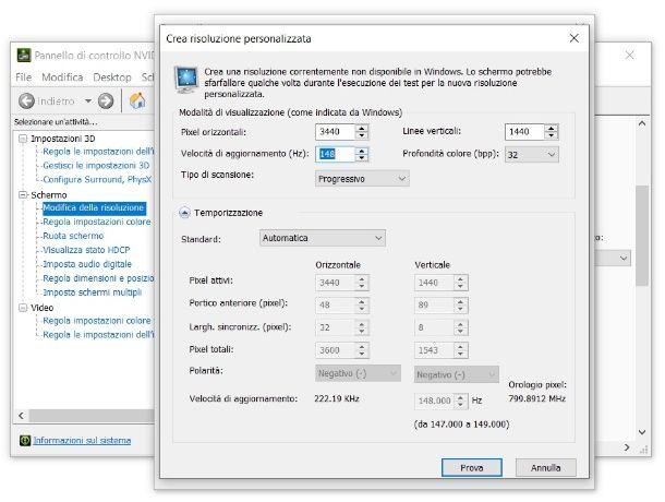 Overclock monitor NVIDIA