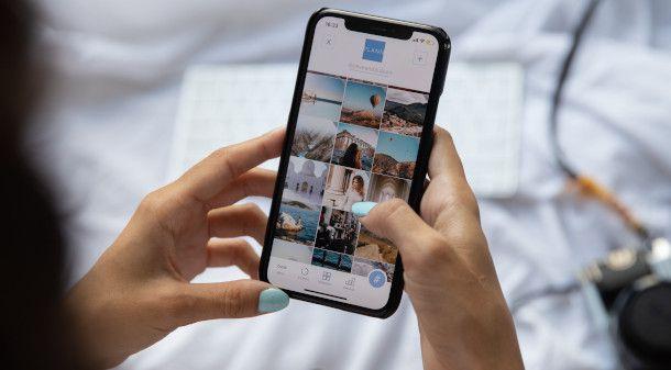 sfondi multipli su smartphone android