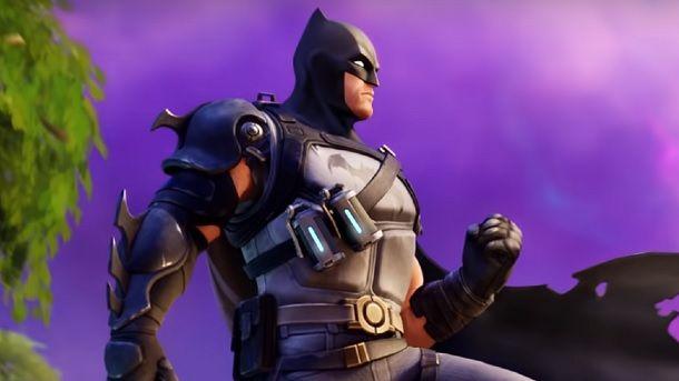 Batman in Fortnite