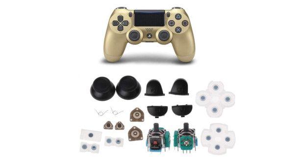 componenti controller PS4