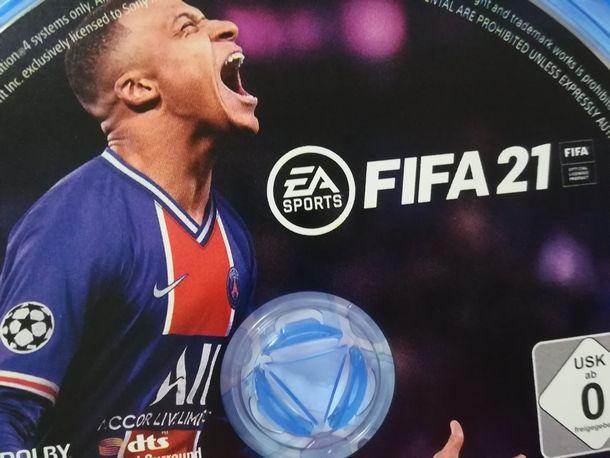 Passare alla versione PS5 di FIFA 21