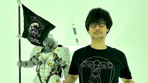 Hideo Kojima game designer
