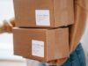 Come spedire un pacco mittente e destinatario