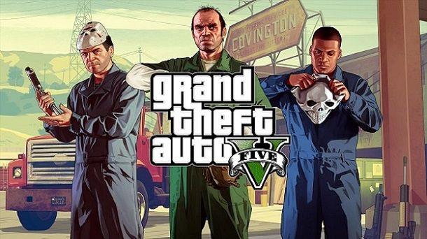Personaggi GTA 5