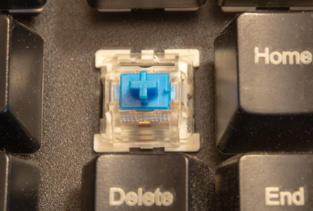 Switch per tastiera