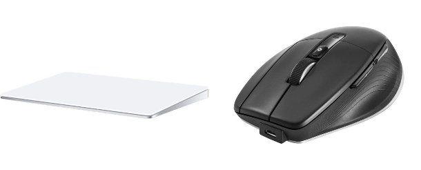Numero di tasti del mouse per Mac