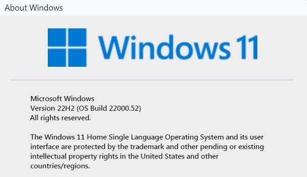 Procedere al download della versione beta di Windows 11
