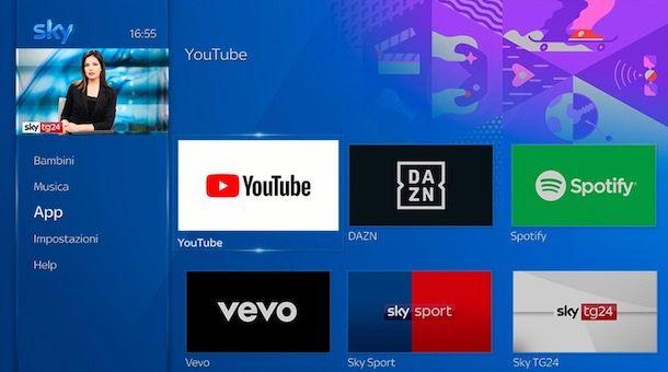 Come accedere a Prime Video su Sky Q