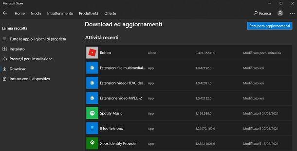 Come aggiornare Roblox su PC Windows 10