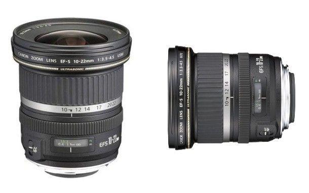 Canon EF-S 10-22 mm f/3.5-4.5 USM