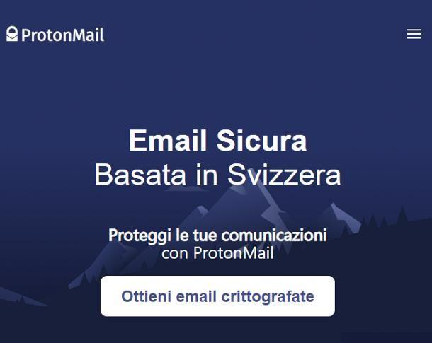 Come creare un dominio email