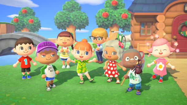 Cacciare un abitante in Animal Crossing: New Horizon