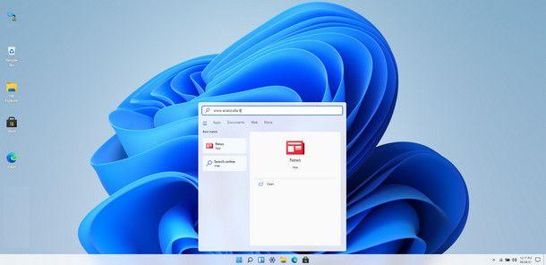 Novità e informazioni generali su Windows 11
