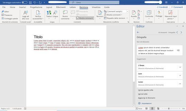 Editor Ortografia