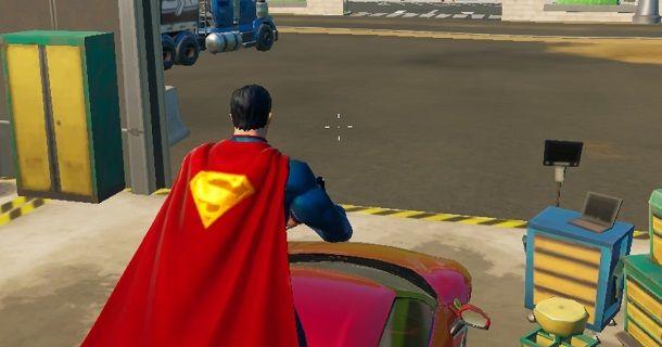 Superman sbloccato Fortnite