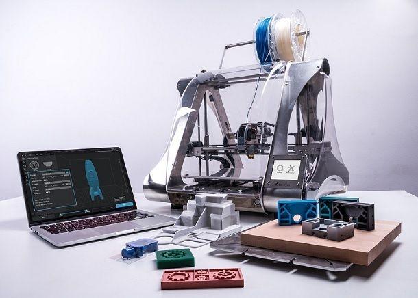 Oggetti 3D stampante a filamento