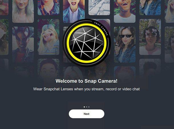 Come scaricare Snap Camera