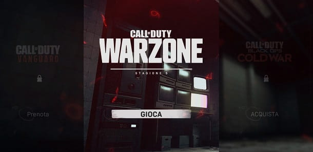 Call of Duty Warzone Stagione 5 2021