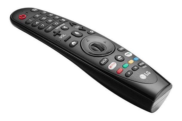 Come resettare il telecomando LG Magic Remote