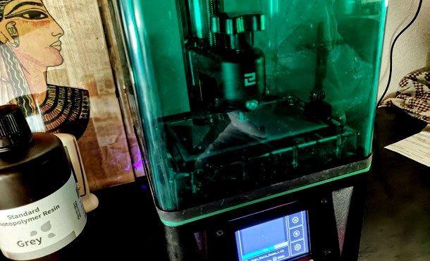 Stampante 3D resina opera
