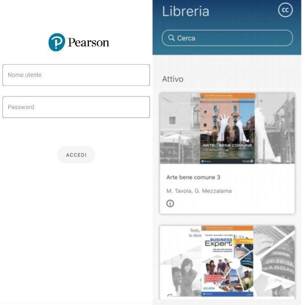 L'app Reader+ su smartphone e tablet
