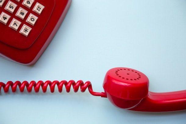 Vodafone segreteria da fisso