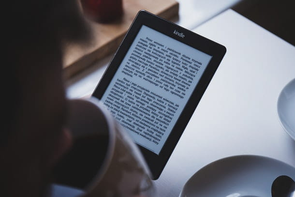 App di Amazon Kindle