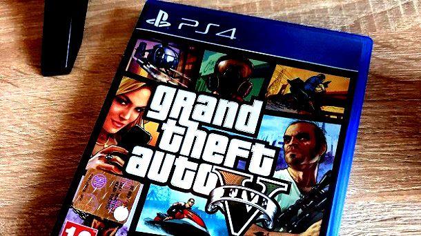 GTA 5 Online PlayStation 4