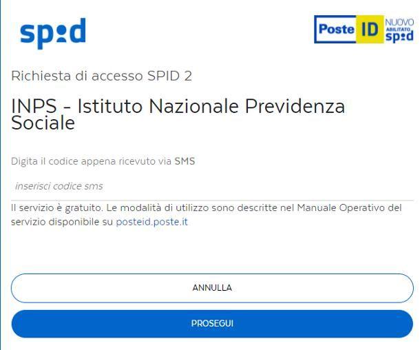 Come accedere a SPID senza app