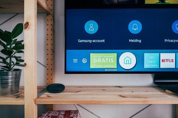 Come mettere il timer alla TV Samsung