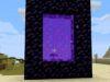 Come decorare il portale del Nether