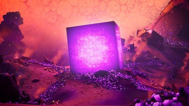 Kevin il Cubo Fortnite